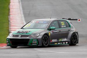 Daniel Lloyd, WestCoast Racing, Volkswagen Golf GTI TCR