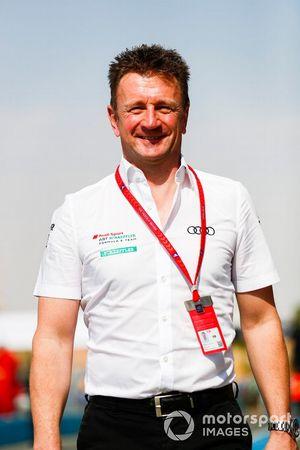 Руководитель Audi Sport Abt Schaeffler Алан Макниш