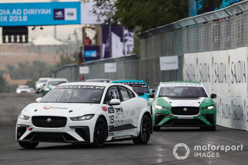 Stefan Rzadzinski, TWR TECHEETAH Bandar Alesayi, Saudi Racing