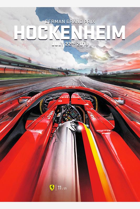 Постер Гран При Германии