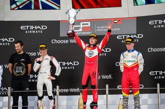 Jake Hughes, ART Grand Prix, Nikita Mazepin, ART Grand Prix, Simo Laaksonen, Campos Racing