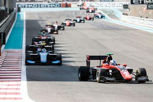 Jake Hughes, ART Grand Prix e Juan Manuel Correa, Jenzer Motorsport