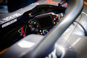 Red Bull Cockpit Detail