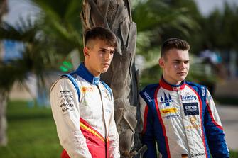 Leonardo Pulcini, Campos Racing, David Beckmann, Trident