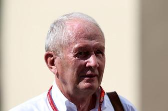 د.هيلموت ماركو، مستشار فريق ريد بُل ريسينغ