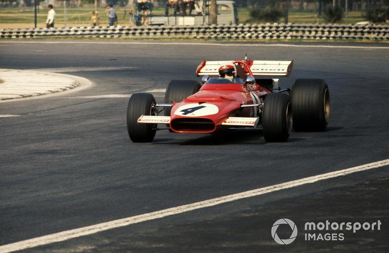 37: Clay Regazzoni, Ferrari 312B