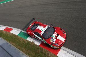 #91 Ferrari 458 Italia -GT3 Light, AF Corse: Mann-Cressoni
