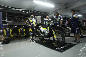 #16 Rockstar Husqvarna Factory Racing: Andrew Short