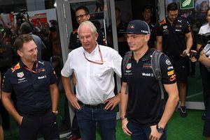 Christian Horner, teambaas Red Bull Racing, Dr Helmut Marko, Red Bull en Max Verstappen, Red Bull Racing