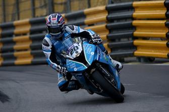 David Johnson, PR Racing, BMW