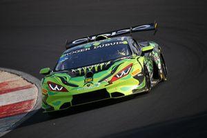Lamborghini Huracan Super Trofeo Evo #166, P1 Motorsports: Brett Meredith