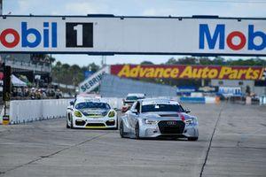 Remo Ruscitti, Marco Cirone, Mark Motors Racing, Audi RS 3 LMS TCR
