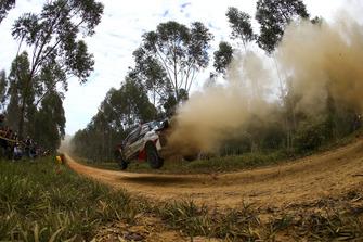 Ott Tänak, Martin Järveoja, Toyota Yaris WRC, Toyota Gazoo Racing