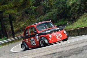 Antonio Ferragina, Fiat 500, New Generation Racing