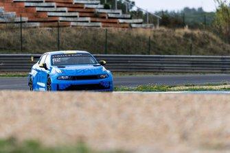 Cyan Racing testing