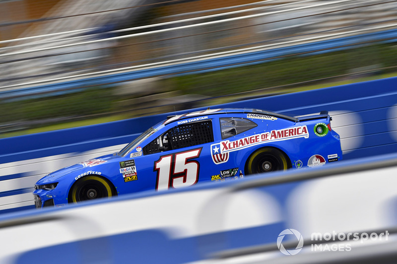 39. Ross Chastain, Premium Motorsports, Chevrolet Camaro Xchange of America