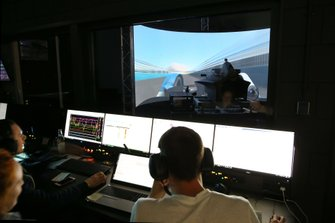 BMW i Motorsport Simulator