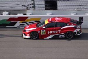 Ryan Eversley, HART, Honda Civic Type R