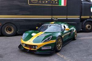 Lotus Elise Cup PB-R, PB Racing