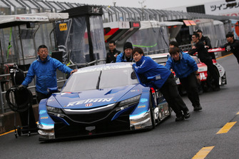 #17 Real Racing Honda NSX Concept-GT