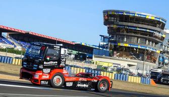 Kiss Norbert, Le Mans