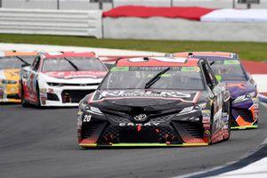 Erik Jones, Joe Gibbs Racing, Toyota Camry Reser's, Denny Hamlin, Joe Gibbs Racing, Toyota Camry FedEx Freight