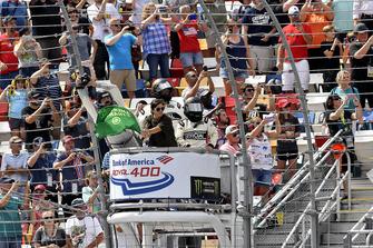 Postazione NASCAR per le bandiere