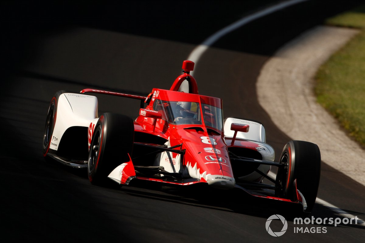 11º Marcus Ericsson, Chip Ganassi Racing – Honda