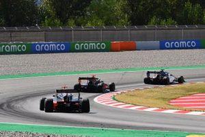 Roman Stanek, Charouz Racing System, Dennis Hauger, Hitech Grand Prix
