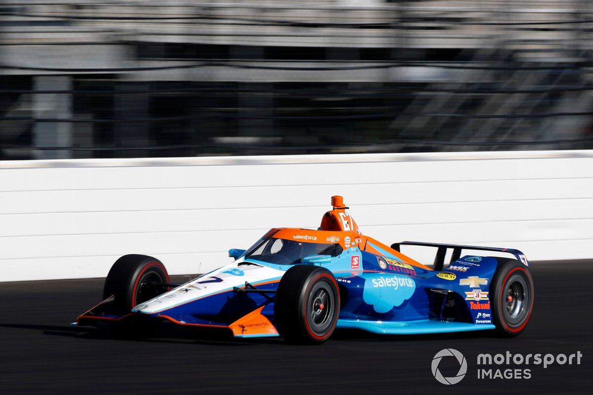 32º J.R. Hildebrand, Dreyer & Reinbold Racing – Chevrolet