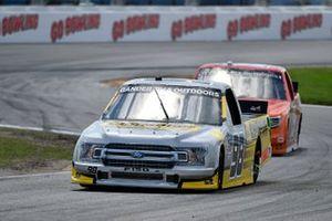 Grant Enfinger, ThorSport Racing, Ford F-150 Champion Power Equipment/Curb Records, Derek Kraus, McAnally Hilgemann Racing, Toyota Tundra ENEOS