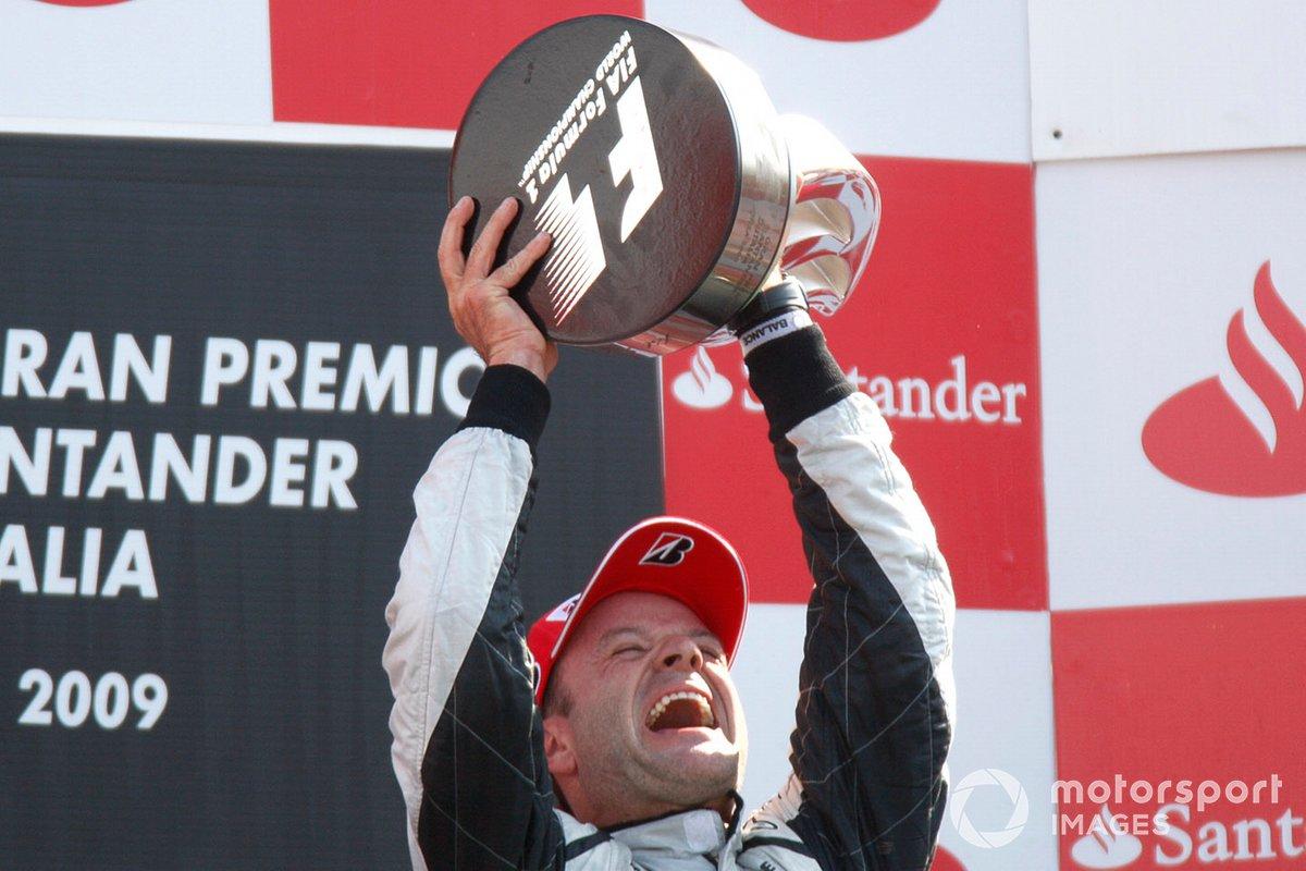 #8 Rubens Barrichello 68 Podios