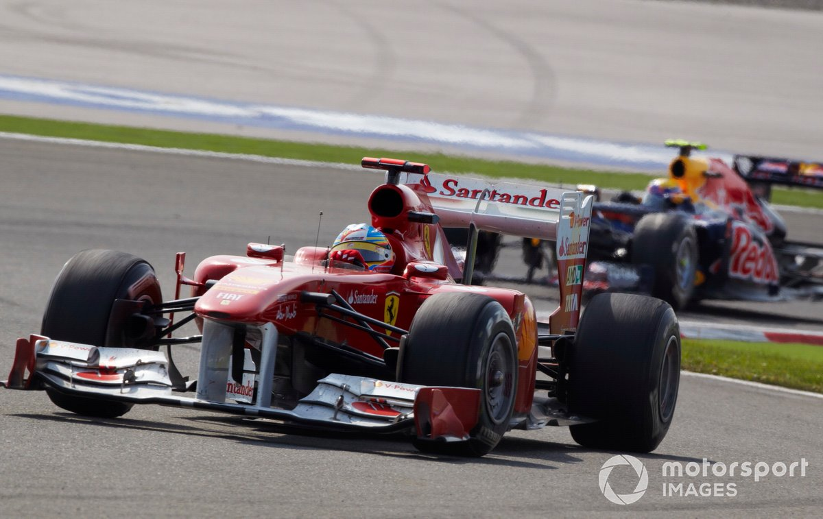 10.- Fernando Alonso, 8,643 kms