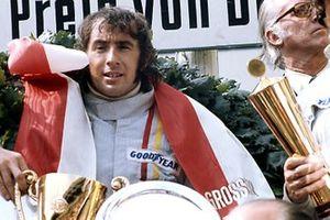 Race Winner Jackie Stewart, Tyrrell