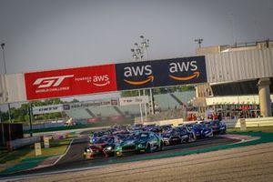 Start der GT-World Challenge Sprint in Misano 2020