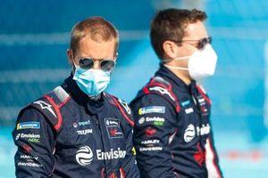 Sam Bird, Virgin Racing, Robin Frijns, Virgin Racing