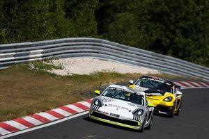 #263 Porsche Cayman 718 GTS: Ralf Zensen, Alexander Köppen, Yann Munhowen, Alien Pier