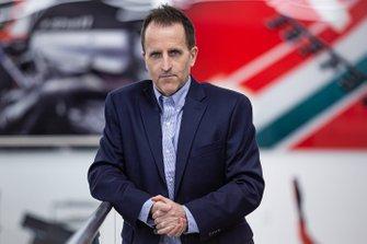 Eric Gilbert, Oprichter van Motorsport.com