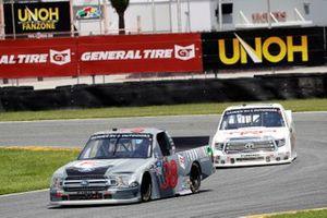 Todd Gilliland, Front Row Motorsports, Ford F-150 Frontline Enterprises Inc