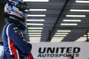 #2 United Autosports Ligier JS P320 - Nissan: Tom Gamble