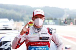Pole sitter Robin Frijns, Audi Sport Team Abt Sportsline, Audi RS5 DTM