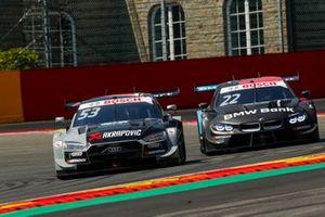 Jamie Green, Audi Sport Team Rosberg, Audi RS 5 DTM, Lucas Auer, BMW Team RMG, BMW M4 DTM