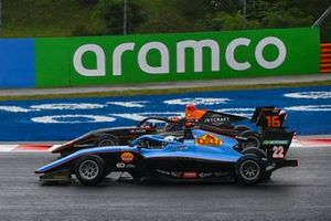 Matteo Nannini, Jenzer en Jack Doohan, HWA Racelab