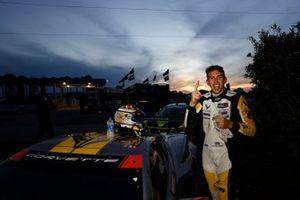 Il vincitore #4 Corvette Racing Corvette C8.R, GTLM: Tommy Milner