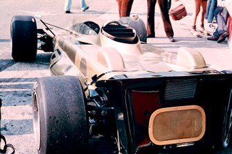 Emerson Fittipaldi's Lotus 72D Ford