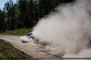 Kalle Rovanpera, Jonne Halttunen, Toyota Yaris WRC