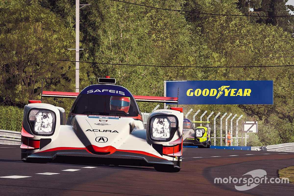 #6 Team Penske Oreca 07 LMP2: Juan Pablo Montoya, Simon Pagenaud, Dane Cameron, Ricky Taylor