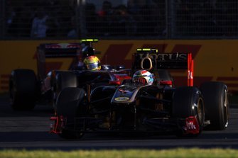 Vitaly Petrov, Lotus Renault GP R31