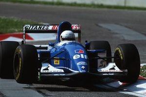 Martin Brundle, Ligier JS39