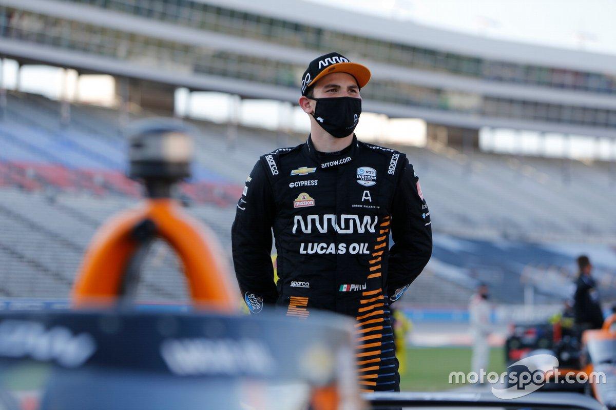 Patricio O'Ward, Arrow McLaren SP Chevrolet